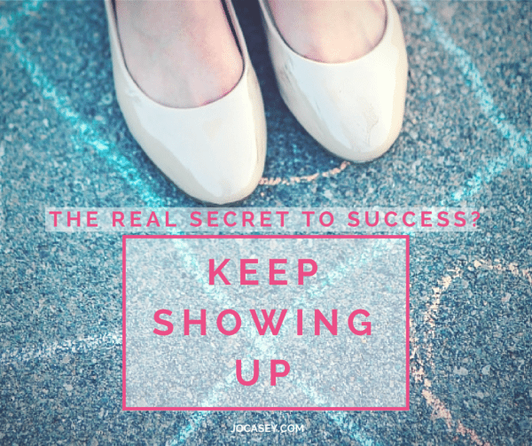 The Real Secret To Success_
