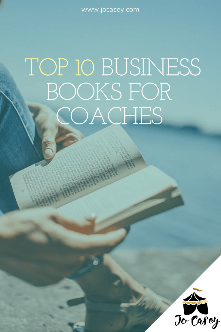 The top 10 business books for coaches