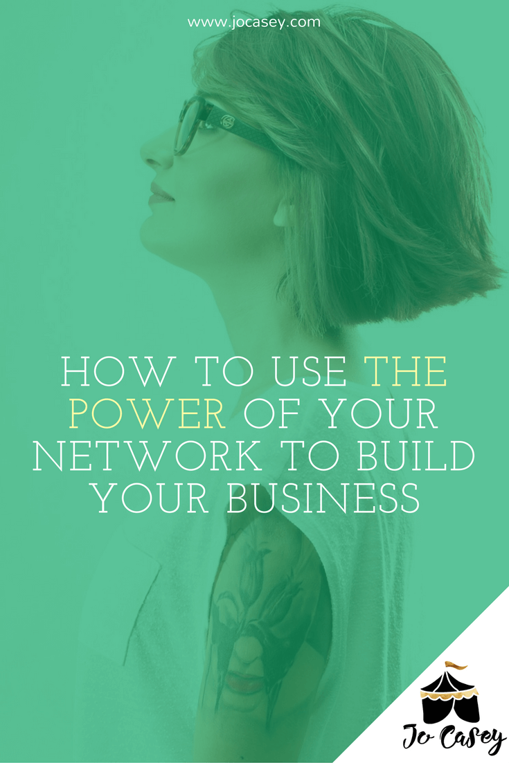 geoff woods on the power of your network